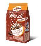 Cerbona Müzli csokoládés 200 g - Étel-ital, Müzli, gabonapehely, granola, reggeli alapanyag