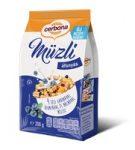Cerbona Müzli áfonyás-málnás 200 g - Étel-ital, Müzli, gabonapehely, granola, reggeli alapanyag