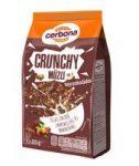 Cerbona Crunchy ropogós müzli tejcsokoládés 225 g
