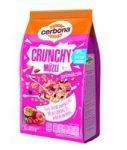 Cerbona Crunchy ropogós müzli gyümölcsös 225 g