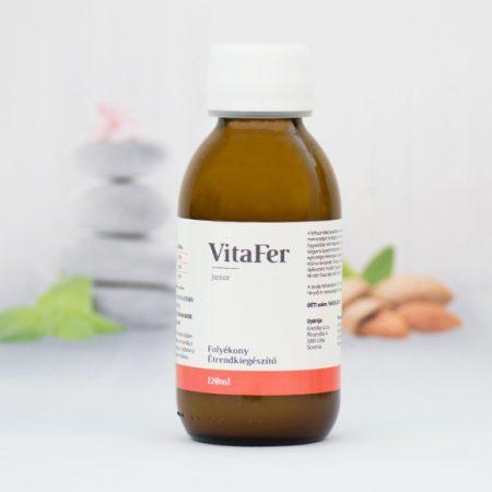 Vitaking VitaFer Junior liposzómás folyékony vaskészítmény gyerekeknek 120 ml