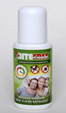 Bitefree Szunyog- és kullancsriasztó roll-on 80 ml