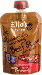Ella's Kitchen Bio Marhapörkölt krumplival bébiétel 130 g