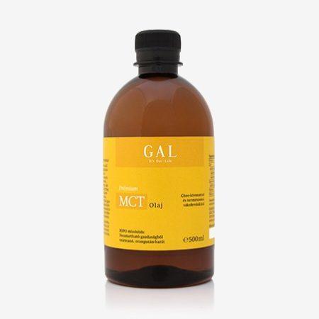 GAL Prémium MCT-Olaj 500 ml