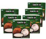 Aroy-D Kókusztej CSOMAG 6x150 ml