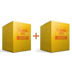 Flavon Kids Csomag polifenolokat tartalmazó étrend-kiegészítő gyerekeknek 2x240g