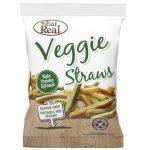 Eat Real Zöldség chips pálcikák 45g