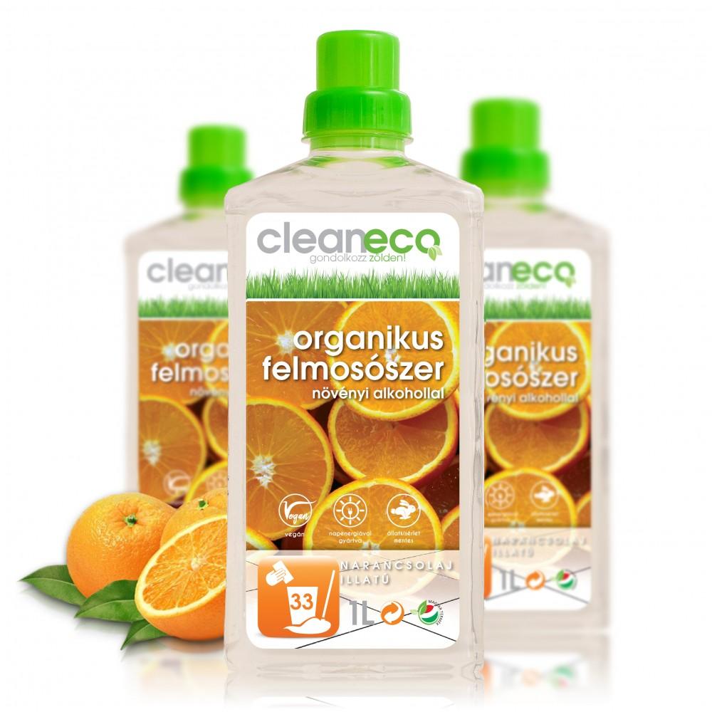 4914dc920173 Cleaneco Organikus felmosószer 1000 ml